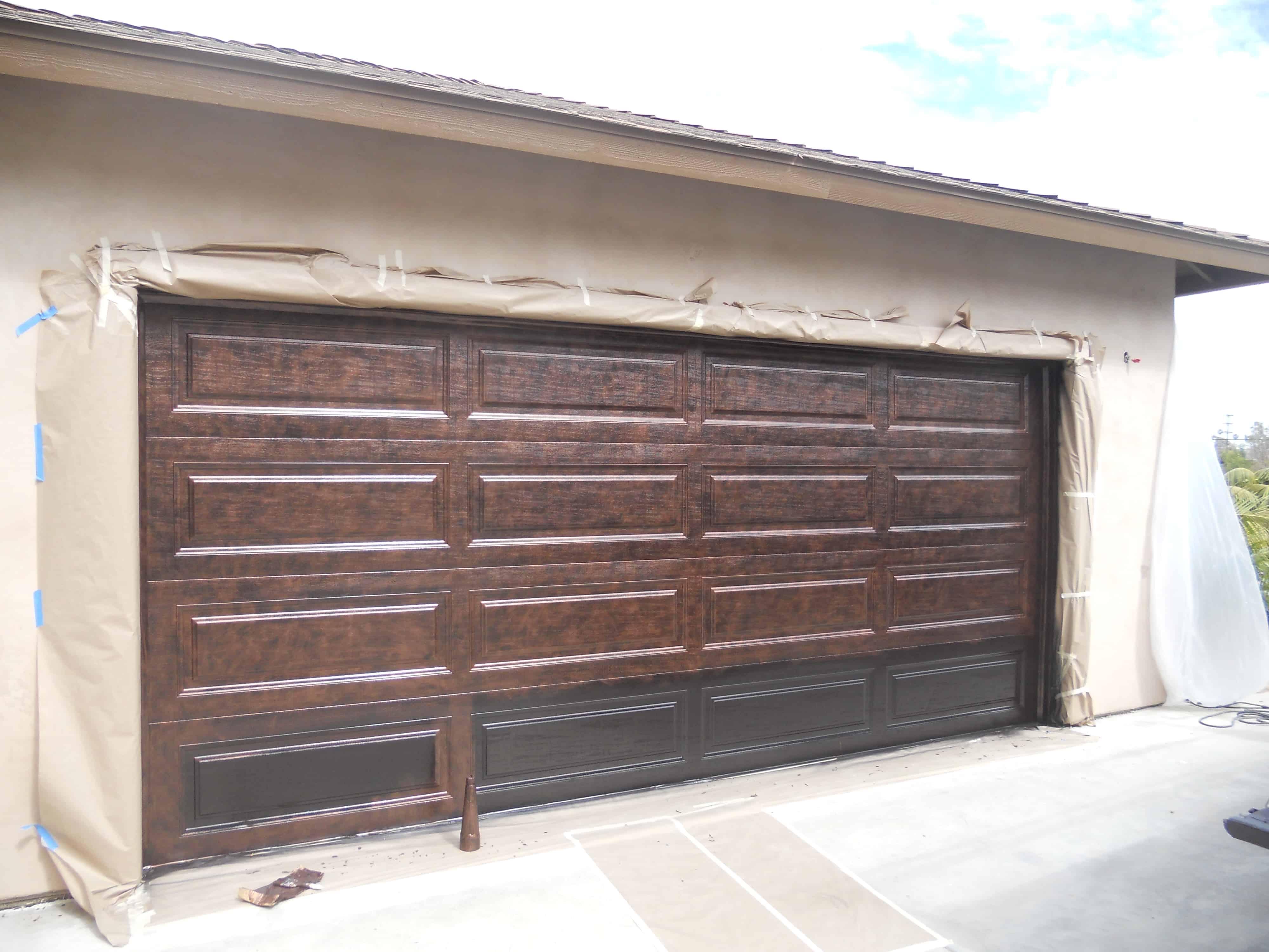 Garage Doors Continental Custom Iron