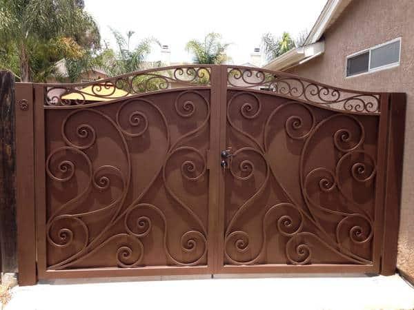 Iron Gates Continental Custom Iron